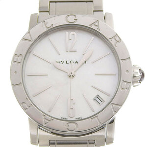 Bvlgari BVLGARI Ladies Automatic Shell Dial BBL33S Watch