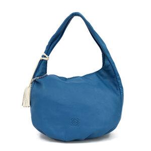 LOEWE Loewe Shoulder Bag Blue Ladies