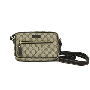 GUCCI Gucci Shoulder Bag Brown Beige Ladies