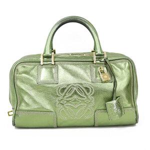 LOEWE Loewe Handbag Amazona 28 Green Ladies