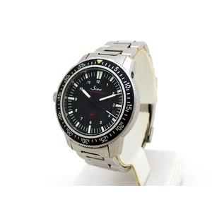Jin 603.EZM3 Diver's Watch Black Dial Clock