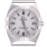 OMEGA Omega Constellation Double Eagle 1581.70 Ladies Stainless Steel Watch Quartz Shell Dial