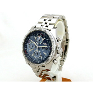 Breitling Bentley GT Blue Shell Dial Automatic Watch