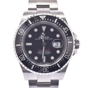 ROLEX ロレックス シードウェラー MK1ダイヤル 126600 メンズ ステンレススチール 時計 自動巻き 黒文字盤