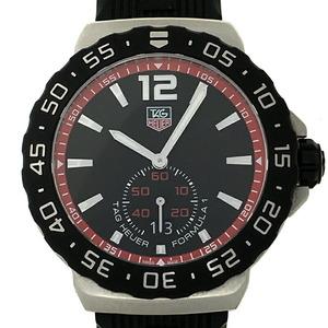 Tag Heuer Formula 1 Grand Date Men's Watch WAU1114 Black Arabian Dial
