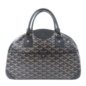 Goyard Saint Jeanne PM Handbag Coated Canvas Ladies