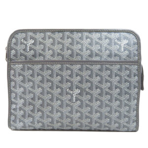 Goyard Irretaly Case Second Bag Coated Canvas Men's