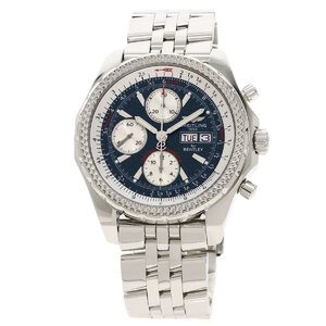 Breitling A13362 Bentley Watches Stainless Steel Mens