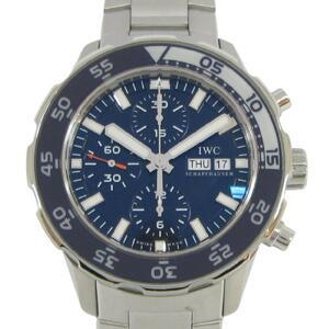 IWC International Watch Company Aquatimer Chrono Men's Automatic Stainless Steel IW376711