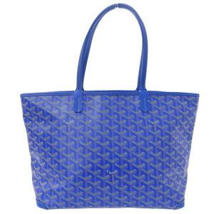 Goyard Artois PM Tote Bag Blue MAE120171 Leather