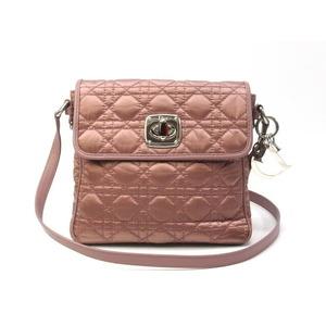 Christian Dior Canage Shoulder Bag Pink
