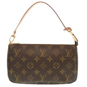 Louis Vuitton Monogram Pochette Accessory M51980 Pouch