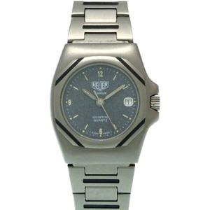 TAG Heuer Titanium Quartz Watch Gray Ladies