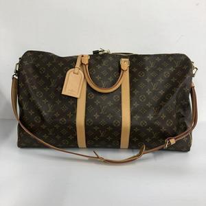 LOUIS VUITTON Louis Vuitton M41414 Keepol Bandolier 55 Monogram Brown