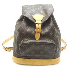 Louis Vuitton Monsuri MM Ladies Backpack Daypack M51136 Monogram Canvas