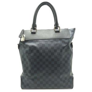 Louis Vuitton Greenwich Men's Tote Bag N41351 Cobalt