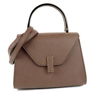 Valextra Izide Mini 2way Shoulder Bag Rosewood Handbag ISIDE V5E36