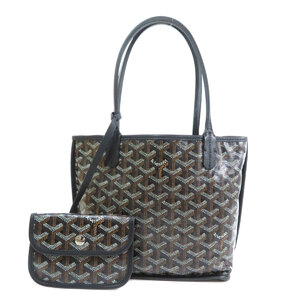 Goyard Anju Mini Handbag Coated Canvas Ladies
