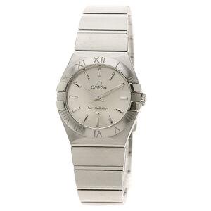 Omega 123.10.27.60.02.001 Constellation Blush Watch Stainless Steel Ladies