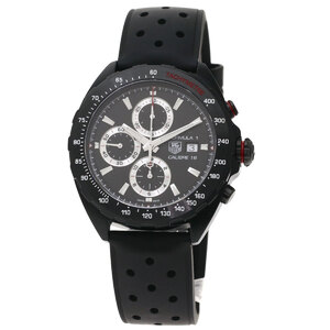 TAG Heuer CAZ2011-O Formula 1 Caliber 16 Watches Stainless Steel Rubber Mens