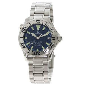 Omega 2253.8 Seamaster Watch Stainless Steel Men