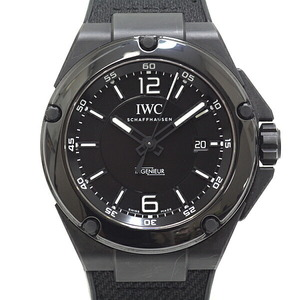 IWC Men's Watch Ingenieur Automatic AMG Black Series Ceramic IW322503 Dial