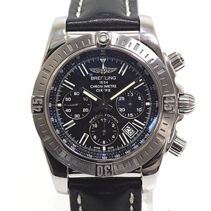 BREITLING Breitling Men's Watch Chronomat 44 AB011511 Japan Limited Black Dial Automatic winding