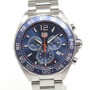TAG HEUER Men's Watch Formula 1 Chronograph CAZ1014.BA0842 Blue Dial Quartz