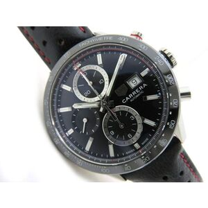 TAG HEUER Carrera Caliber 16 Chronograph CBM2110 Self-winding Men's Watch
