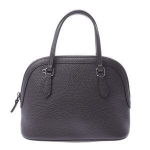GUCCI Gucci 2WAY bag outlet dark brown 341504 ladies calf handbag
