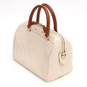 LOUIS VUITTON Louis Vuitton Speedy Bandolier 25 NM 2WAY Mini Boston Handbag M44736 Claim Caramel Monogram Amplant