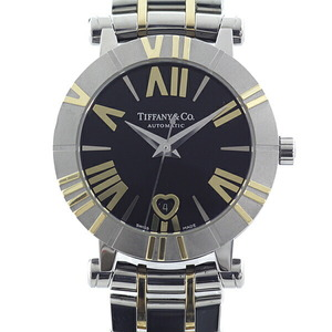 TIFFANY & Co. Tiffany Ladies Watch Atlas Z1300.68.16A10A00A Black Dial Automatic Winding