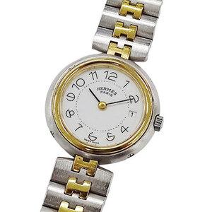 Hermes HERMES Watch Profile Quartz Date Combination Ladies