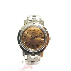 Hermes Clipper CL4.210 Quartz Watch Ladies