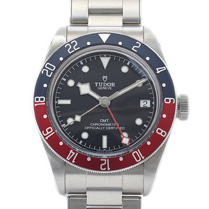Tudor Heritage Black Bay GMT 79830RB Dial Stainless Steel Men's Watch