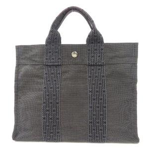 Hermes Aleline PM Tote Bag Canvas Ladies