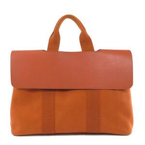 Hermes Valparaiso GM Tote Bag Canvas Ladies