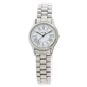 Tiffany Classic Watch Stainless Steel Ladies