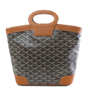 Goyard Beluga PM Handbag PVC Leather Ladies