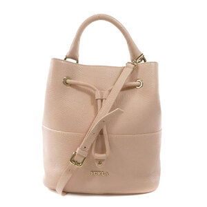 Furla 2WAY Handbag Leather Ladies