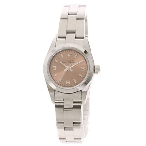 Rolex 76080 Oyster Perpetual Watch Stainless Steel Ladies