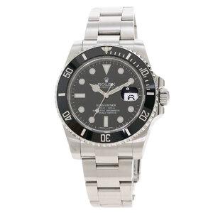 Rolex 116610LN Submariner Watch Stainless Steel Mens
