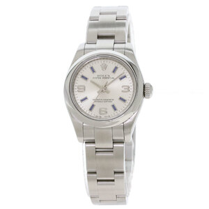 Rolex 176200 Oyster Perpetual Watch Stainless Steel Ladies