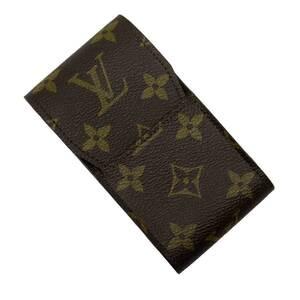 Louis Vuitton Cigarette Case Monogram Etuy M63024