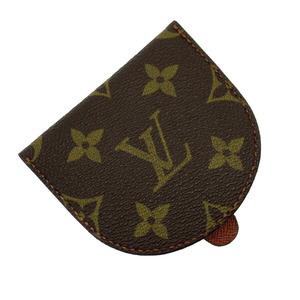 Louis Vuitton Coin Case Monogram Portomonet Cuvette Brown M61960