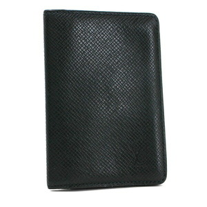 Louis Vuitton Taiga Folded Card Case Amberop Cult de Visit Episea M30922