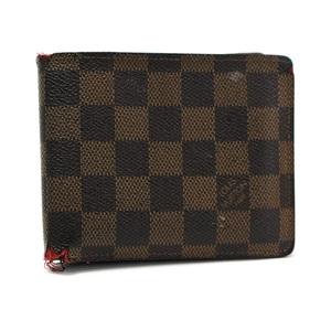 Louis Vuitton Damier Portofeuil Florin Bi-Fold Wallet N60011