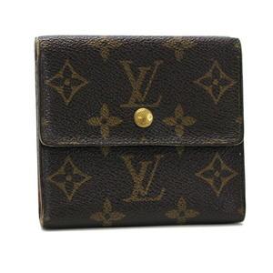 Louis Vuitton Monogram W Hook Wallet Porto Monevier Cult Credit M61652