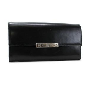 Cartier Bi-Fold Wallet Love Collection Leather Black L3000742
