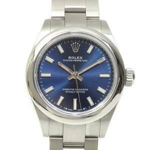 Rolex ROLEX Oyster Perpetual Ladies 276200 Automatic Random Stainless Steel Watch